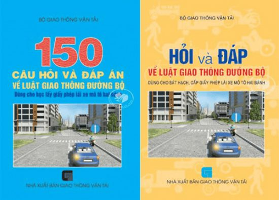 150 câu hỏi ôn thi lý thuyết lái xe hạng A1