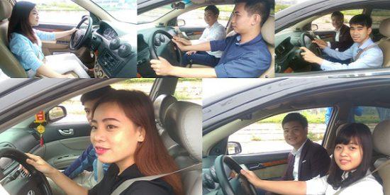 bổ túc lái xe ô tô