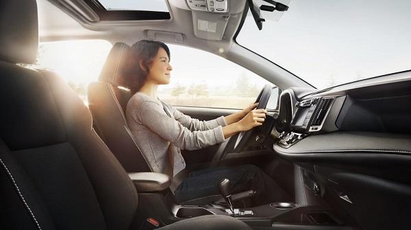 học lái xe b2 tự tin lái xe