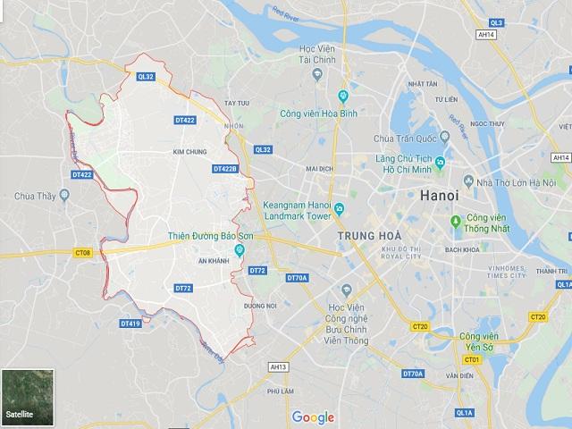 Học lái xe ô tô tại huyện Hoài Đức Hà Nội