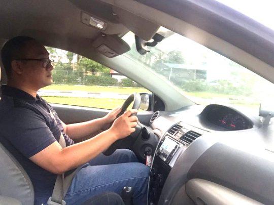 Học lái xe ô tô quận bắc từ liêm
