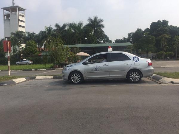 khóa học lái xe số tự động hạng B1 tại trường đại học PCCC