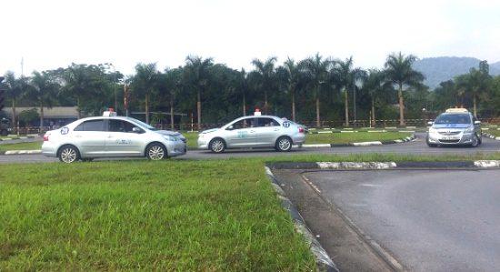 học lái xe ô tô tại trường Đại học PCCC