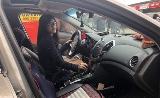 đăng ký thi bằng lái xe ô tô