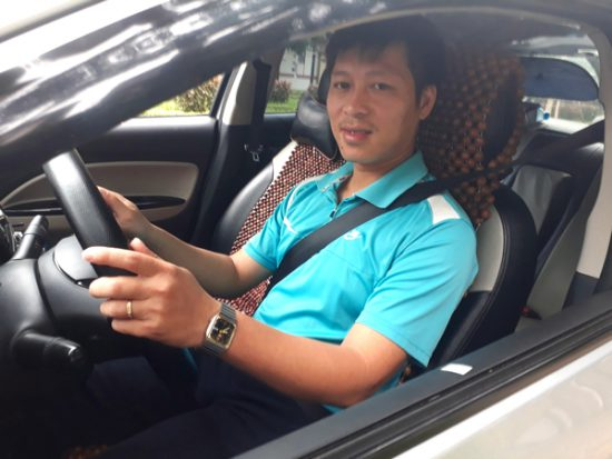 học lái xe b2 giá rẻ
