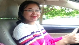 Đào thị Hạnh Học viên Học lái xe ô tô hạng B1