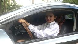 Nguyễn Thị Liên - Học viên học lái xe ô tô hạng B2
