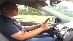Phạm Minh Quân - Học viên học lái xe ô tô hạng B2