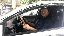 Tạn Anh Xuân - Học viên học lái xe ô tô B2