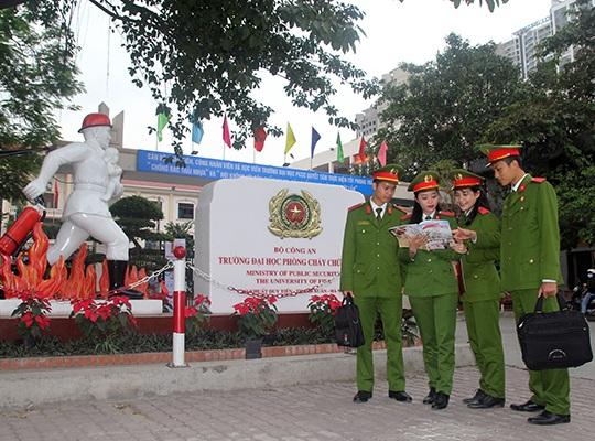 Học lái xe ô tô tại quận Nam Từ Liêm Hà Nội, trung tâm dạy lái xe trường đại học pccc